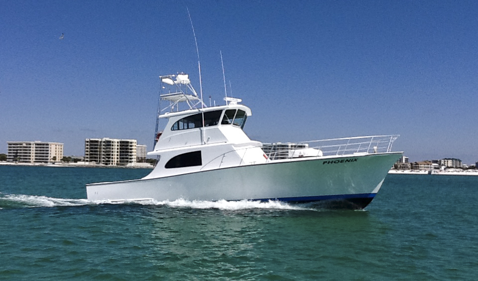 fishing charters in Destin FL