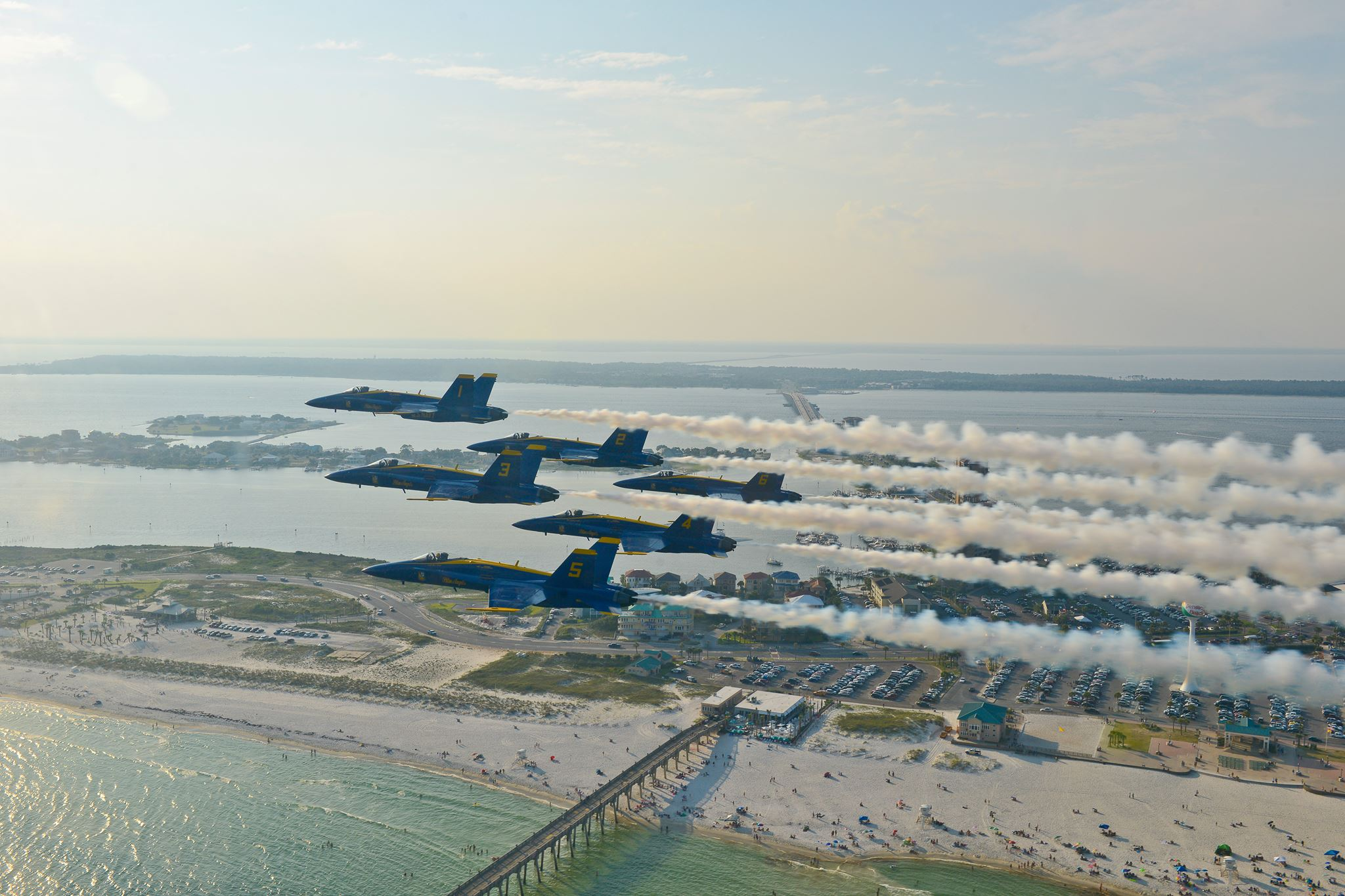 The Blue Angels Are Back I Love Destin