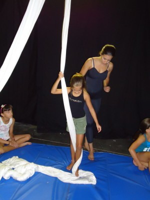 Lil' Aerialist Dance Camp
