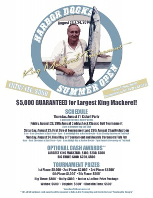 King Mackerel Tournament