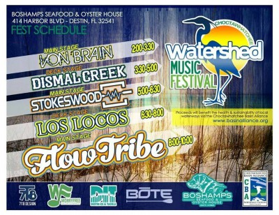 Boshamps Watershed Music Festival
