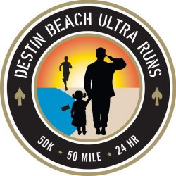 destin beach ultra runs