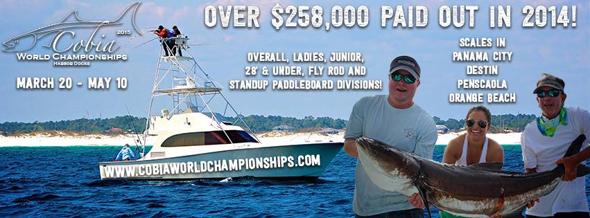 1cobia world championships 2015
