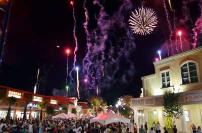 Fireworks-Destin Commons 2014-2