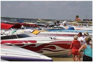 Poker run boats 2014