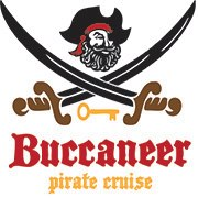 Buccaneer Pirate Cruise Logo