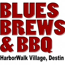 Blues Brews and BBQ 2015 logo