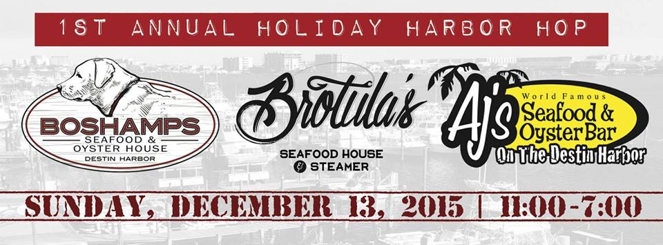 Holiday Hop Banner