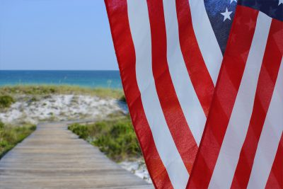 Memorial Day on the Gulf Coast