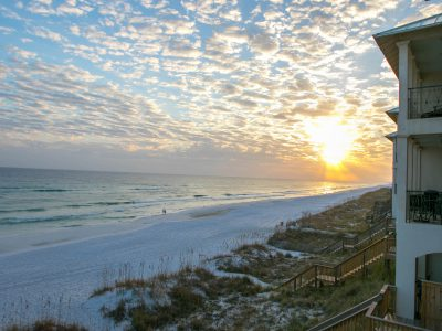 Sunsets by the Sea, Destin beach home rental