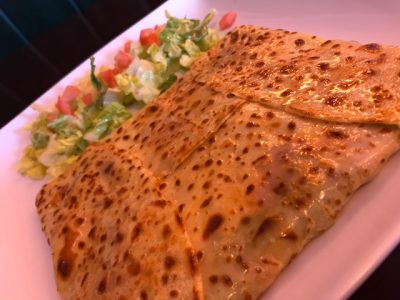 Lunch Crepe at O Crepe du Soleil.