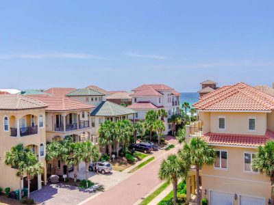 Destin Homes for Labor Day