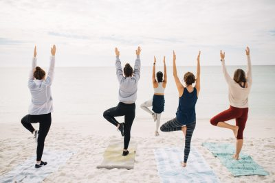 Where to do Yoga in Destin