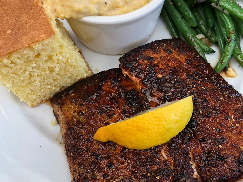 The Best Blackened Cobia Recipe
