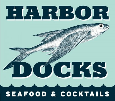 harbor docks logo