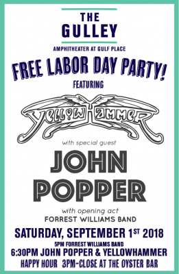Labor Day Concert on 30A