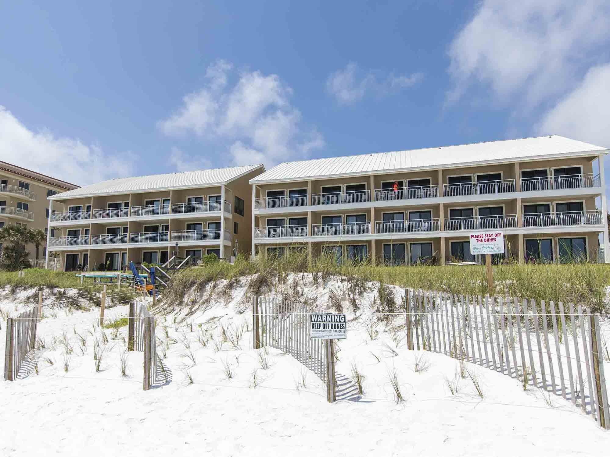 Holiday Vacation in Destin